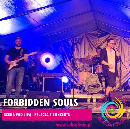 Forbidden Souls - KONCERT POD LIPĄ