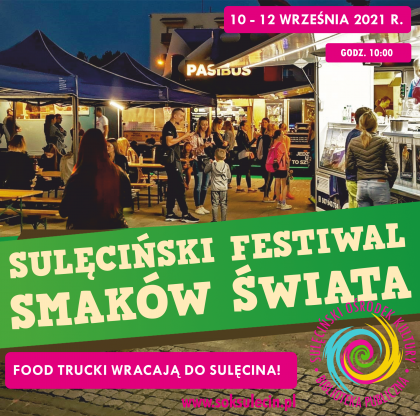 Sulęciński Festiwal Smaków Świata