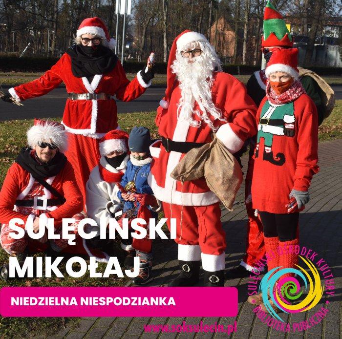 Mikołaj w Sulęcinie