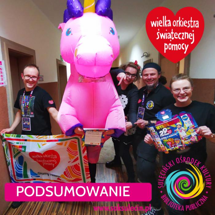 Podsumowanie 29. finału WOŚP