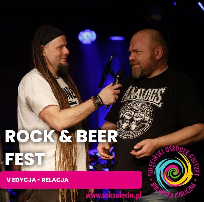 Za nami V edycja Rock&Beer Fest!