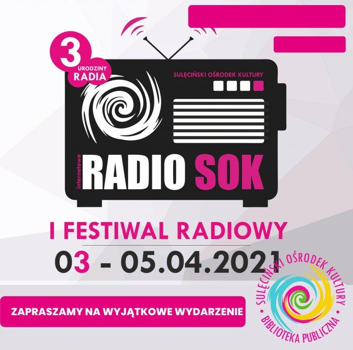 Zapraszamy na wyjątkowe wydarzenie! I Radio SOK Fest