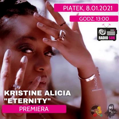 """Światowa premiera klipu - Kristine Alicia """"Eternity"""""""