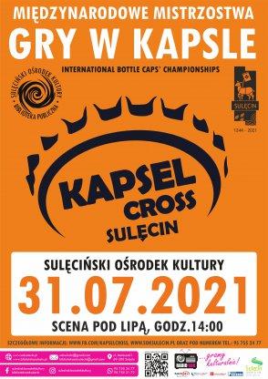 Kapsel Cross - Międzynarodowe Mistrzostwa Gry w Kapsle