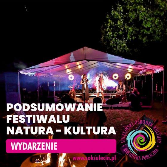 Natura – Kultura – pierwsza edycja za nami!
