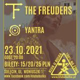 The Freuders + Yantra - koncert w Klubie u Bulka