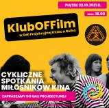 KlubOFFilm 22.10.2021