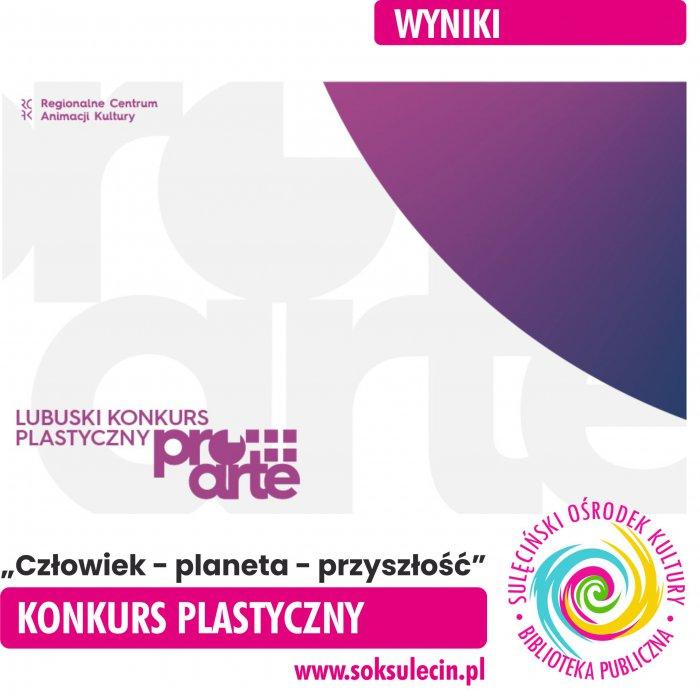 Lubuski Konkurs Plastyczny 2021 - powiat sulęciński