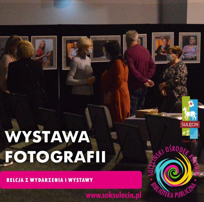 Sulęcińskie kobiety - relacja z wystawy fotografii
