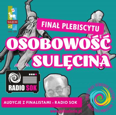 Osobowość Sulęcina - audycje w RADIO SOK
